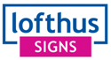 Lofthus signs logo