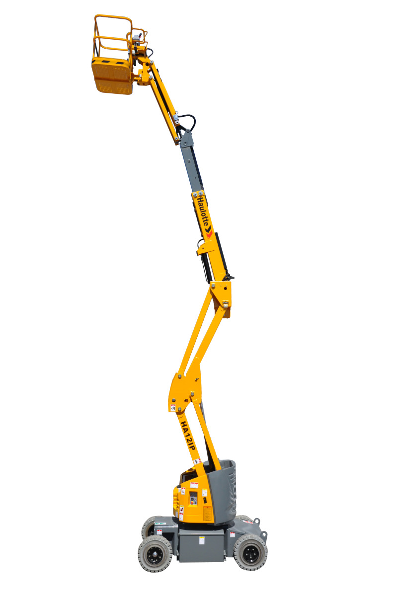 Articulated Electric Boom
