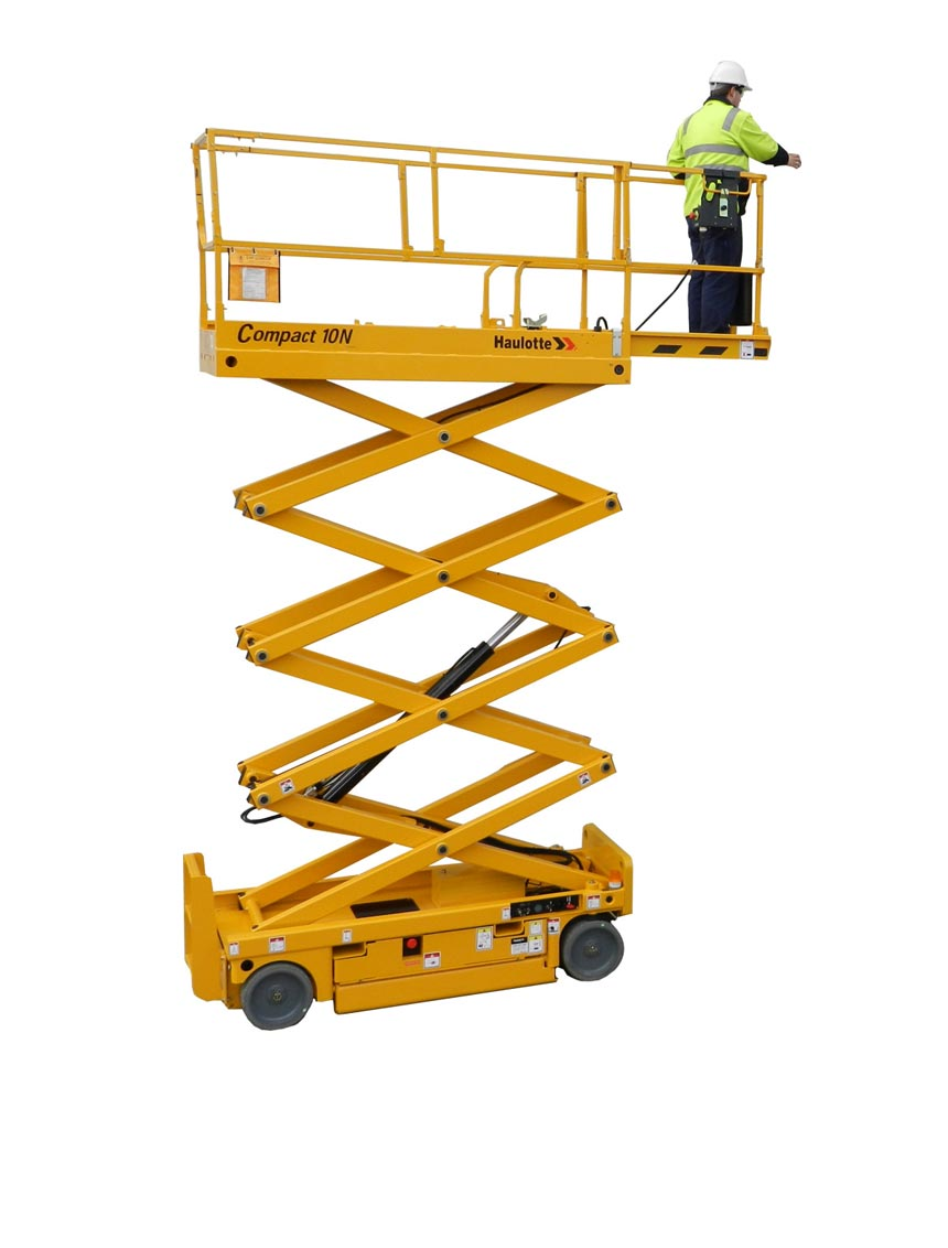 Scissor Lifts Electric